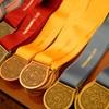 Pony Club Championship Ribbon awards