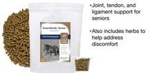 SmartStride senior horse pellets.