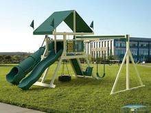 A playset designed and provided by Horizon Structures.