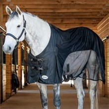SmartTherapy mesh sheet on horse.