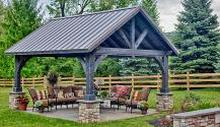 Horizon Structures pavilion - Perfect addition for a therapeutic riding facility.