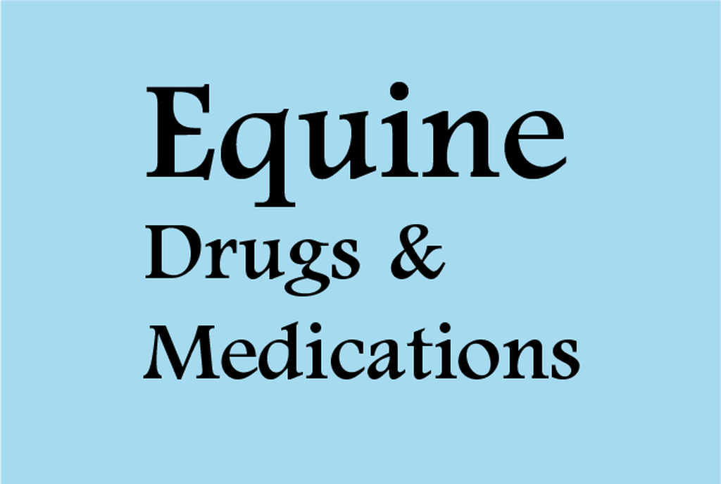 Pyrimethamine | EquiMed - Horse Health Matters