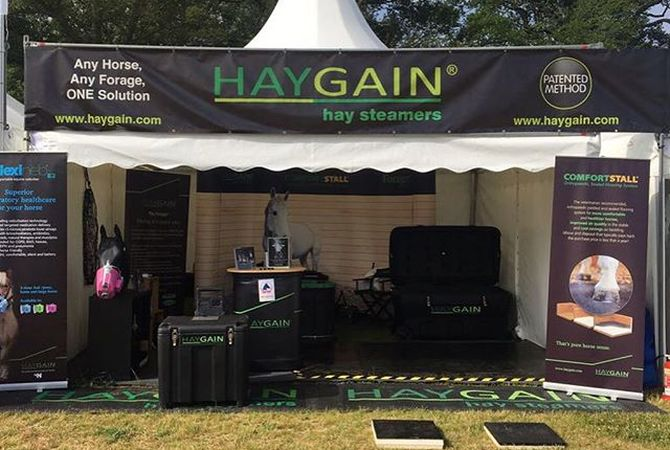 HayGain business.