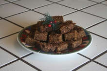 Healthy Christmas treats - Happy horse