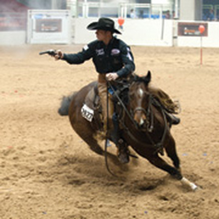 Mounted Shooters Of America Take Center Stage At Road To