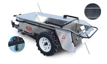 Made in the USA - Millcreek Stainless Steel Manure Spreader