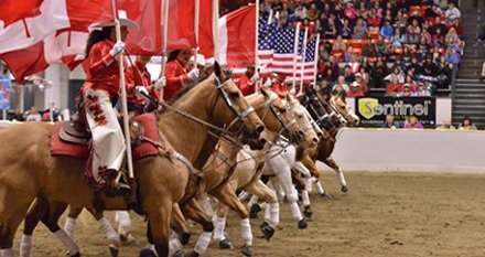 Equine Affaire festivities