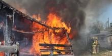 46 horse fatalities in fire