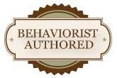 Behaviorist authored badge