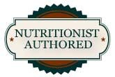 Nutritionist authored badge