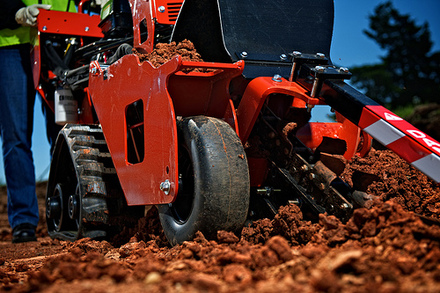 Build A French Drain to Improve Barn Drainage | EquiMed