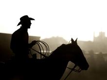 Becoming a skilled horseman