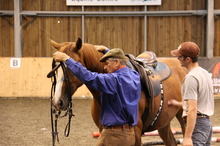 Monty Roberts - Working with horses and people